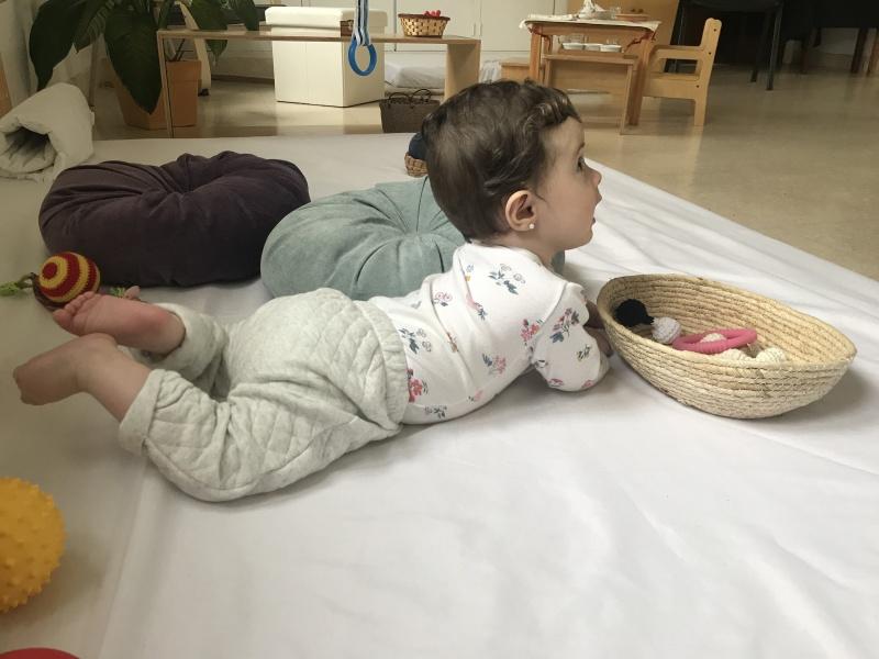 Taller Montessori para Padres ONLINE - Mayo