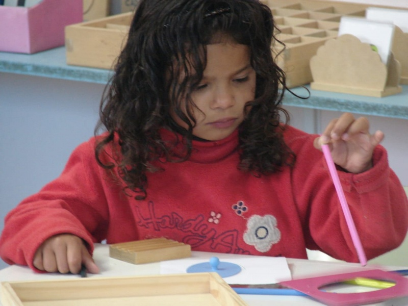 Seminario de Introducción a Montessori ONLINE / Mayo