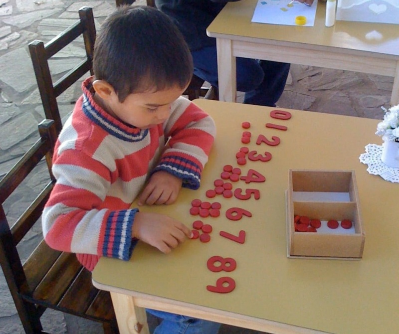 Taller Montessori para Docentes de Nivel Inicial ONLINE - Octubre / noviembre
